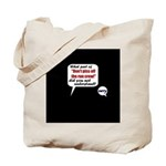 Don't Piss Off The Run Crew! Tote Bag