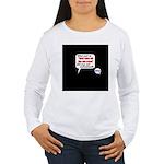 Don't Piss Off The Run Crew! Women's Long Sleeve T