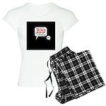 Don't Piss Off The Run Crew! Women's Light Pajamas