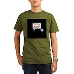 Don't Piss Off The Run Crew! Organic Men's T-Shirt