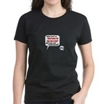 Don't Piss Off The Run Crew! Women's Dark T-Shirt