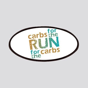 RUN Carbs Patches