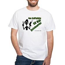 Hairdresser Revenge White T-Shirt