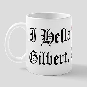 Hella Love Gilbert Mug