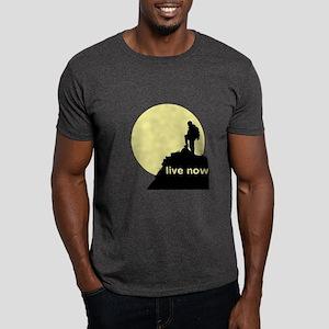 Live Now Dark T-Shirt
