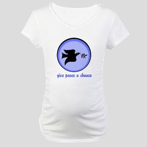 Peace Maternity T-Shirt