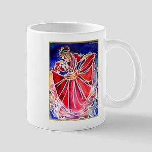 Fiesta Dancer, bright, art, Mug