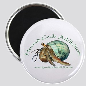Hermit Crab Addiction Magnet