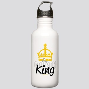 Coupon King Stainless Water Bottle 1.0L
