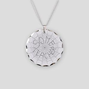 CW: Teacher Necklace Circle Charm
