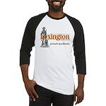MinutemanProudGrad Baseball Jersey