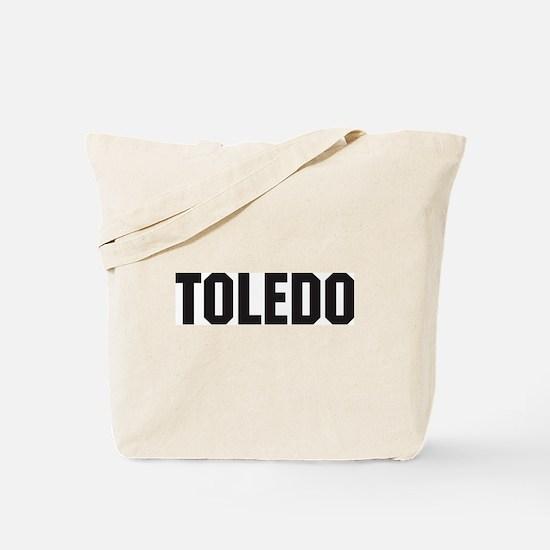 Toledo, Ohio Tote Bag