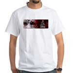 White T-Shirt of zombification