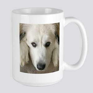 In Your Face Great Pyrenees Mugs