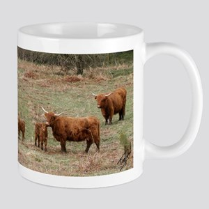Highland Cattle 9Y316D-007 Mug