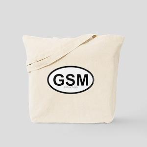 GSM - Great Smoky Mountains Tote Bag