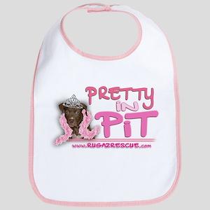 Pretty In Pit Bib