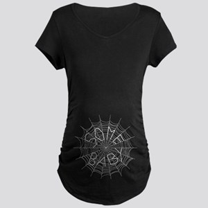 CW: Baby Maternity Dark T-Shirt