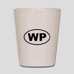 WP Shot Glass