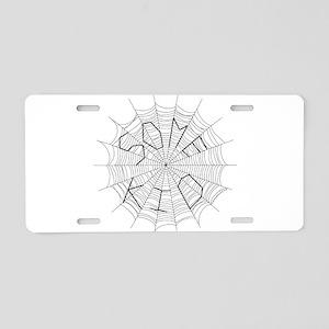 CW: Kid Aluminum License Plate