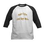 Paddle Faster Kids Baseball Jersey