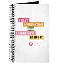 I Have Info Journal