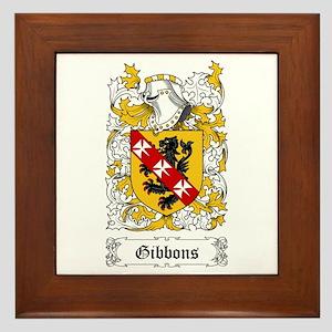 Gibbons Framed Tile