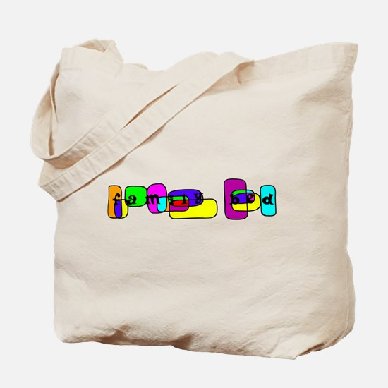 Cosleeping/Family Bed Tote Bag
