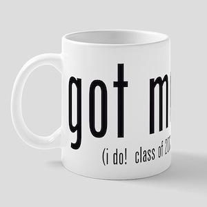 got md? (i do! class of 2011) Mug