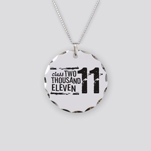 Class Twenty 11 Necklace Circle Charm