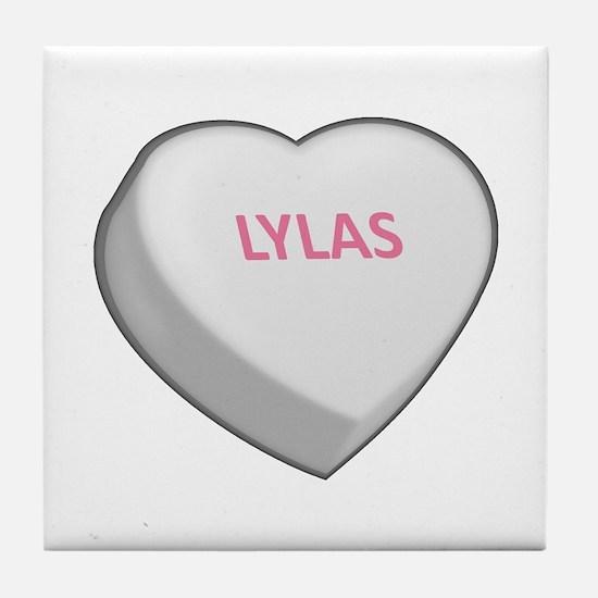LYLAS Tile Coaster