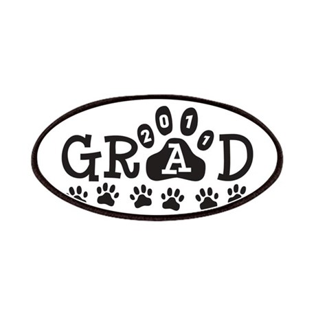 Grad 2011 Paws Patches