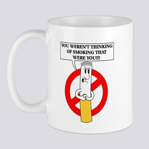 Don't smoke it Mug