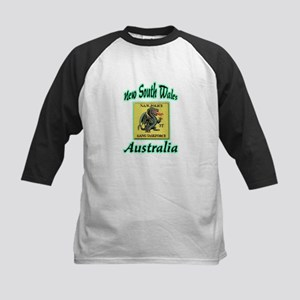 NSW Police Gang Task Force Kids Baseball Jersey