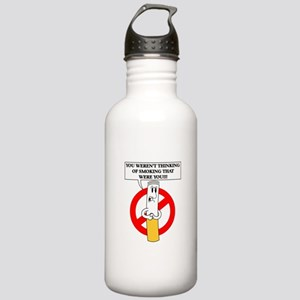 Don't smoke it Stainless Water Bottle 1.0L