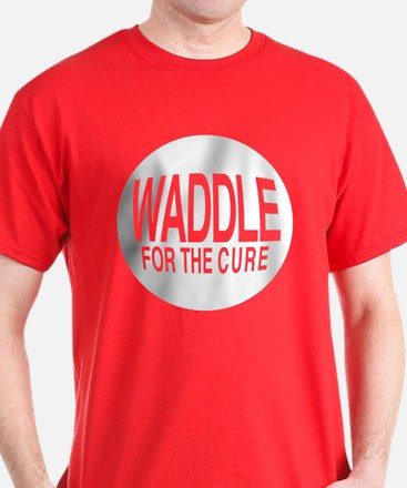 """""""WADDLE FOR THE CURE"""""""