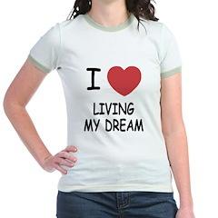 I heart living my dream T