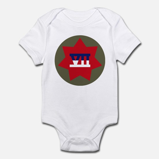 VII Corps Infant Bodysuit