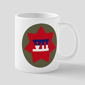 VII Corps Mug