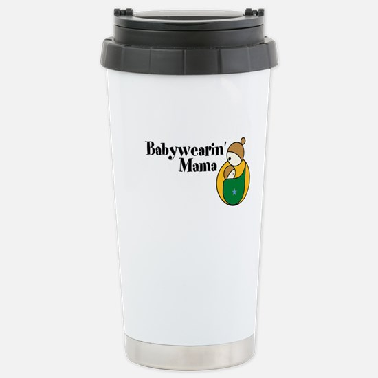 Babywearin' Mama Stainless Steel Travel Mug