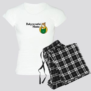 Babywearin' Mama Women's Light Pajamas