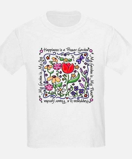My Garden, My Joy Kids T-Shirt