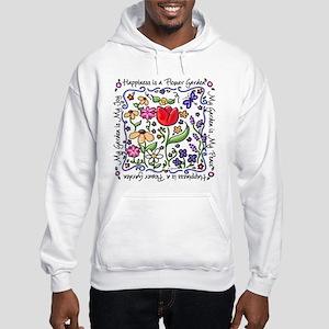 My Garden, My Joy Hooded Sweatshirt