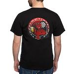 Darts Devil - Hot or Not Dark T-Shirt