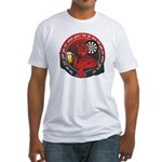 Darts Devil - Hot or Not Fitted T-Shirt
