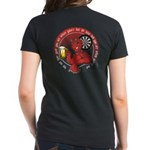 Darts Devil - Hot or Not Women's Dark T-Shirt