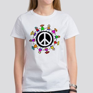 Peace Kids Women's T-Shirt