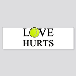 Love Hurts (light) Sticker (Bumper)