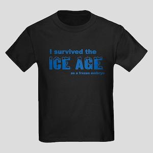 FET Ice Age Kids Dark T-Shirt