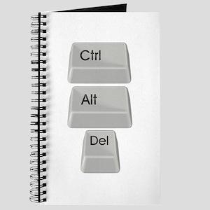 Ctrl Alt Delete Journal